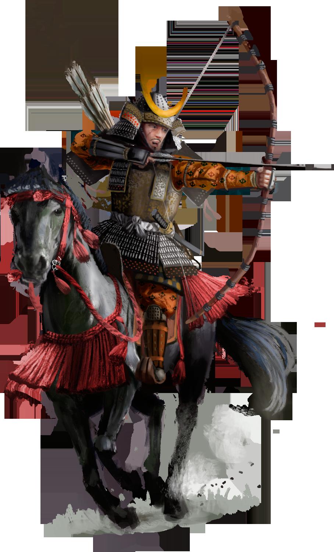 jinete-samurai-arco